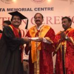 Dr Jayaprakash K P awarded degree of DM Critical Care Medicine