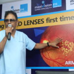 MaxiVision Eye Hospitals successfully carried out ARMD surgery in Hyderabad
