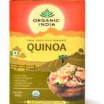 Get your daily dose of nutrients with organic Quinoa