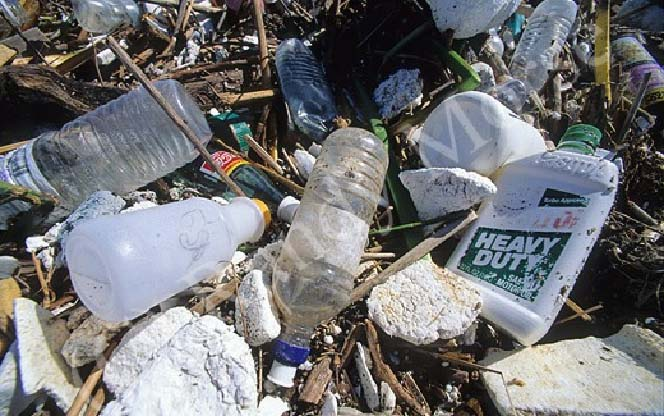 Directly attacking the mother land- Improper Disposable of waste debris