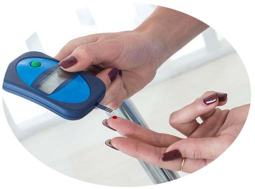 Diabetes care and heart health