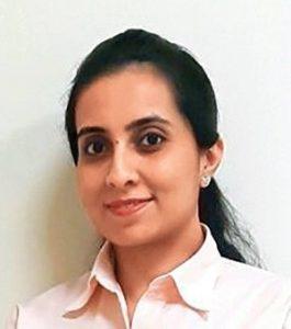 Edwina Raj,  Aster CMI Hospital