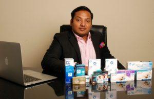 Shashwat Kedia, Founder & CEO, Lensico