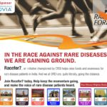 ORDI to organize 'Race for 7' run in 13 cities to raise funds and Awareness about rare diseases