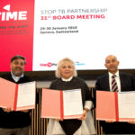 Stop TB Partnership and India Health Fund signs MOU to fight against TB
