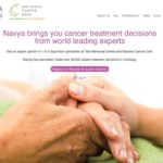 Navya expert online opinion service helps cancer patients to get new lease on life