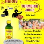 Indian scientist innovates world's first Turmeric Juice