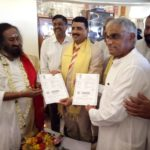 BR Life SSNMC Hospital to provide Holistic Medicare: Signs MOU with Art of Living