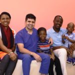 Nigerian siblings born with sickle cell disease get a new lease of life at Narayana Health City