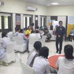SEEDS sensitises school children on safety measures for monsoon