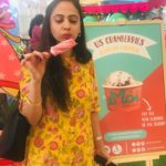 Cranberry Flavored Ice Creams Launched at Giani's, Emoi and Kulfiano