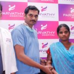 Parvathy hospital restores arm movement of a young girl avoiding upper limb amputation