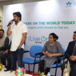 "BR Life SSNMC Hospital launched ""I LIVE ON"" –  initiative to encourage organ donation."