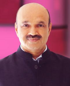 Dr. K Bhujang Shetty  Narayana Nethralaya