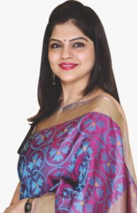 Mrs Meenal Arora, Founder Director Shemford Group of Futuristic Schools, Newdelhi
