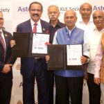 Aster DM Healthcare signs MOU with KLE society to run its 4th Hospital in Bengaluru