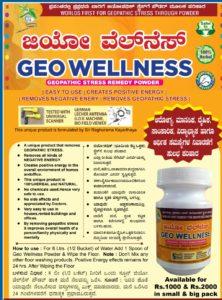 Brochure of Geo wellness