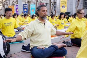 Falun Dafa -Gabriel Georgiou'