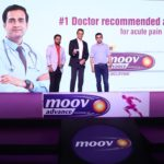 """Moov joins """"Fit India"""" movement,launches new advance gel ."""