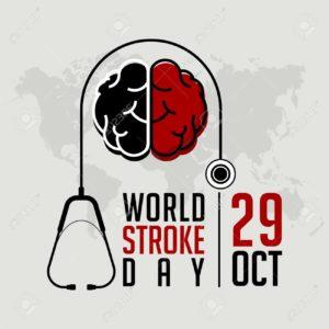 World stroke day 29 October