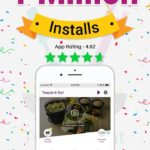 'Tweak & Eat' hits 1 Million users within first year of launch