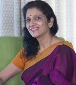 Meena Ganesh, Managing Director and CEO, Portea Medical,