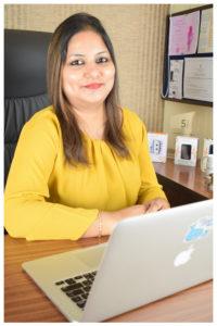 Neha Rastogi, Co - Founder and COO, Agatsa: