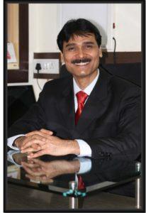 Dr Mahantesh R. Charantimath Senior Consultant Interventional Cardiologist  Tathagat Heart Hospital at Mallige Medical Centre premises