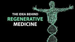 Idea behind Regenerative medicine