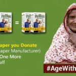 Donate a diaper for the elderly