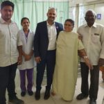 Golden Knee Replacement surgery by CARE hospital