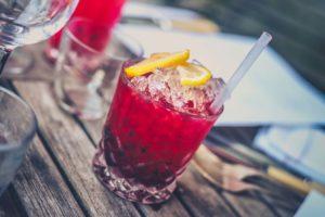 Cranberries juice for health benefits