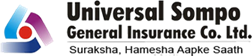 Universal Sompo - General insurance company ltd - logo