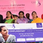 CARE hospital launches a free pre-cancer screening in Telangana