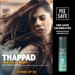Pee Safe partners with Thappad starring Taapsee Pannu
