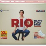 Nobel hygiene launches heavy duty pads for heavy flow – RIO