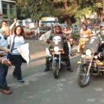 Cadila  Organizes Bike Rally to raise cancer awareness
