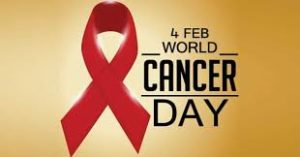 World cancer day - February 4th