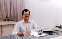 Dr.M.Vijayabhanu Shetty, Chairman of Muniyal Ayurveda,Manipal