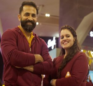 Nidhi-and-Shikharveer-Singh-Co-founders-of-Samosa-Singh