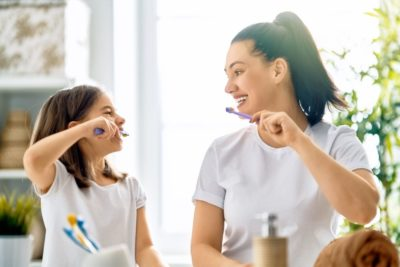 Tooth-brushing- oral health