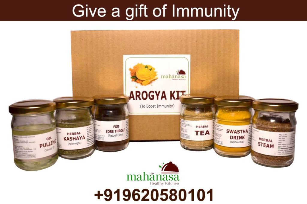 Arogya-Kit from mahanasa