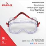 KARAM to manufacture protective eye wear
