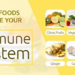 Foods that improve your immune system