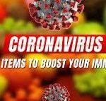 Immunity boosting foods to COVID-19