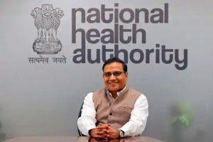 Dr-Indu-Bhushan-CEO-Ayushman-Bharat-