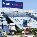 Medeor hospital Manesar's  becomes the first NABH accredited in Gurgaon.