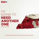 RIO launches new campaign for awareness on menstrual hygiene