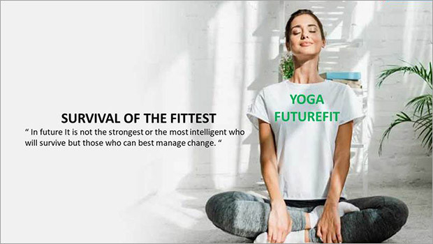 Brands outstretch their creative minds this international Yoga Day