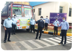 RB extends support to combat COVID-19 crisis in Maharashtra